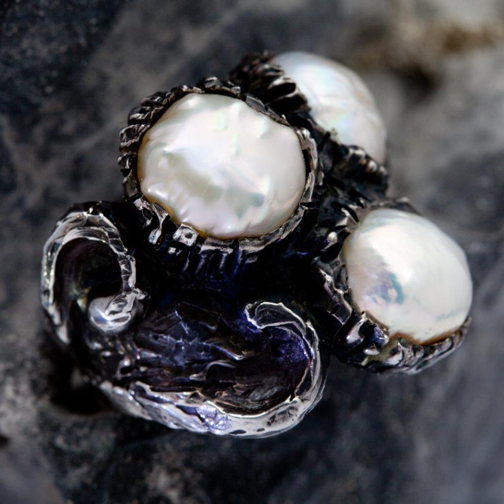 3 pearl square