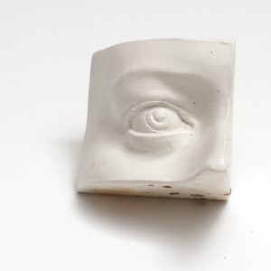 Female Eye Reference Model, view 2