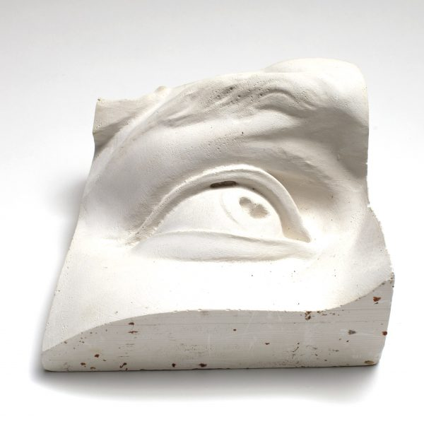 Sculpture Reference Model, Michelangelo Eye