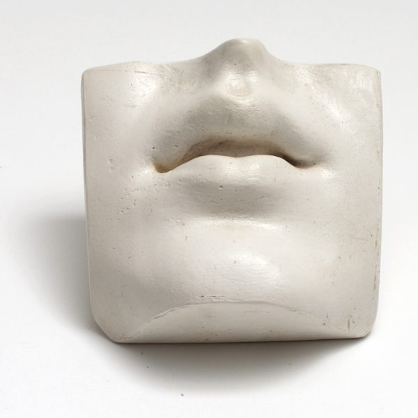 Anatomical Sculpture Reference, Female Mouth