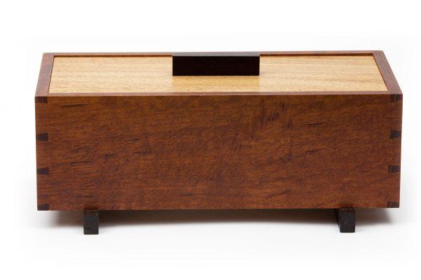 Handmade dovetail box, kit