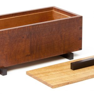 Course 02: Through Dovetail Box With Lid