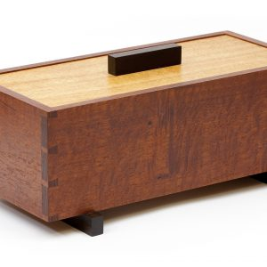 THS Dovetail Box With Lid (Kit)